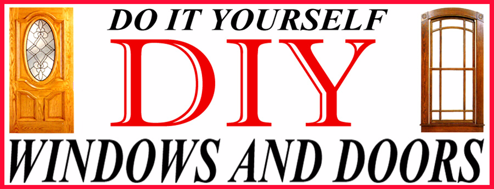 Do it yourself windows and doors home page diy logo solutioingenieria Image collections