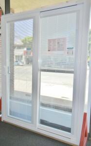 Patio Door With Blinds Milgard Patio Door With Blinds