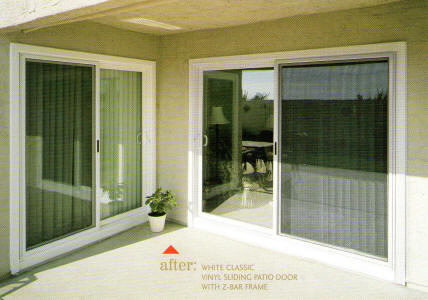 Awesome Tuscany Patio Before Milgard Patio Door After